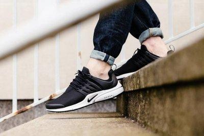 NIKE AIR PRESTO ESSENTIAL 透氣輕量 黑白色 魚骨 慢跑鞋 台灣公司貨 848187-009 台北市