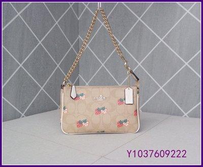 COACH 1981-691 麻將包 手提包