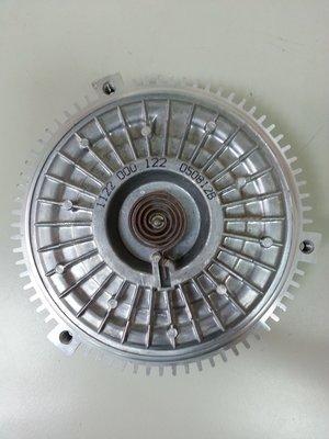 BENZ W210 M112 V6 98-02 風扇離合器 (加強型)E240 E280 E320 1122000222
