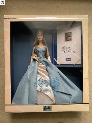 九州動漫芭比 Barbie Grand Entrance 2001 瑰麗人生 珍藏版 現貨2
