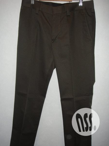 特價「NSS』ENGLATAILOR BY GB TWILL TROUSERS 休閒褲 工作褲 S 馬場圭介 日本製