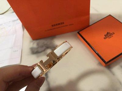 Hermes Clic H bracelet手鐲