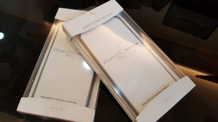 iPhone 6s Plus鋁合金邊框/灰銀色系/時尚輕巧/手機邊框/手機殼/手機周邊/耐磨/耐摔