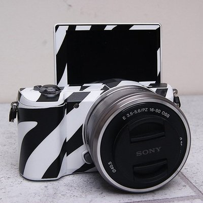Sony a5000 (條紋系列)百款圖案任您選 DIY輕鬆貼