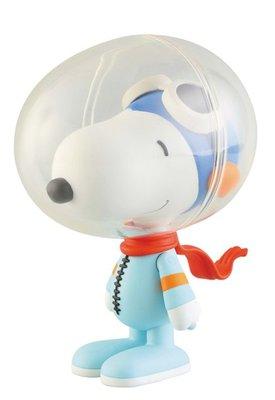 日本 代購 MEDICOM TOY SNOOPY 史努比 太空人 宇宙人 UDF 公仔 模型 玩具 NO.161