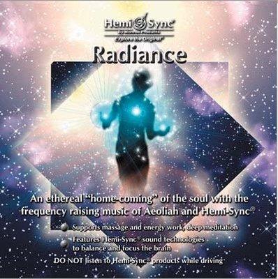 [心靈之音] 喜悅輝煌 Radiance-美國孟羅Hemi-Sync雙腦同步CD進口原裝新品