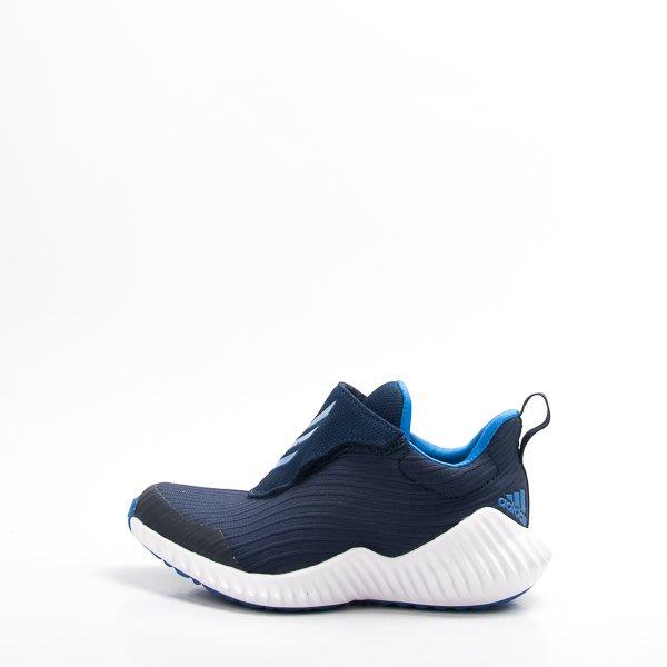ADIDAS FortaRun 兒童慢跑鞋-藍/白 AH2628  現貨