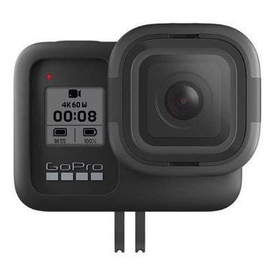 板橋富豪相機原廠 GOPRO HERO 8 AJFRC-001矽膠保護套+可更換鏡頭 運動相機 保護套 矽膠套