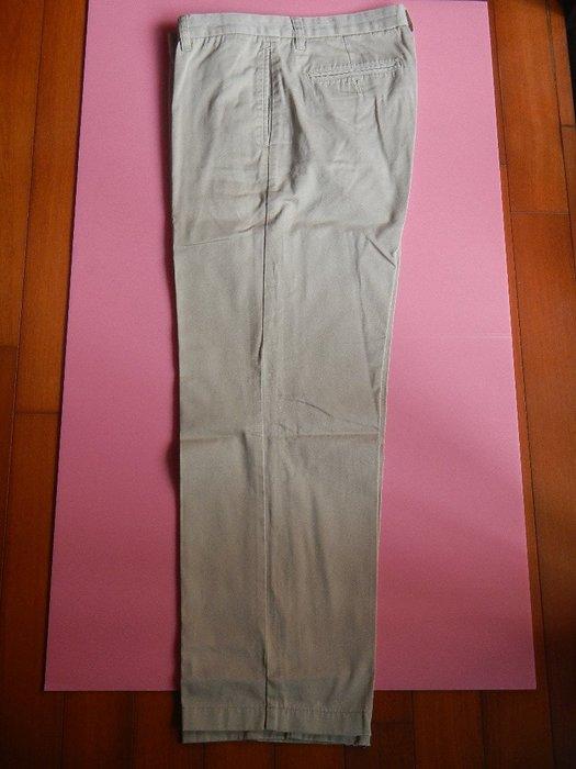 【甜心寶貝】美國 Tommy Hilfiger 男士卡其休閒正式長褲 / M ~ L 適穿