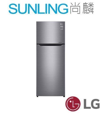 SUNLING尚麟 LG 208L 1級 變頻雙門冰箱GN-L295SV 新款GN-L297SV 四方吹冷流+ 歡迎來電