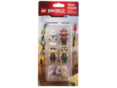 豪宅玩具》樂高積木LEGO Ninjago 旋風忍者lego853544 冰忍者 女武士 海賊