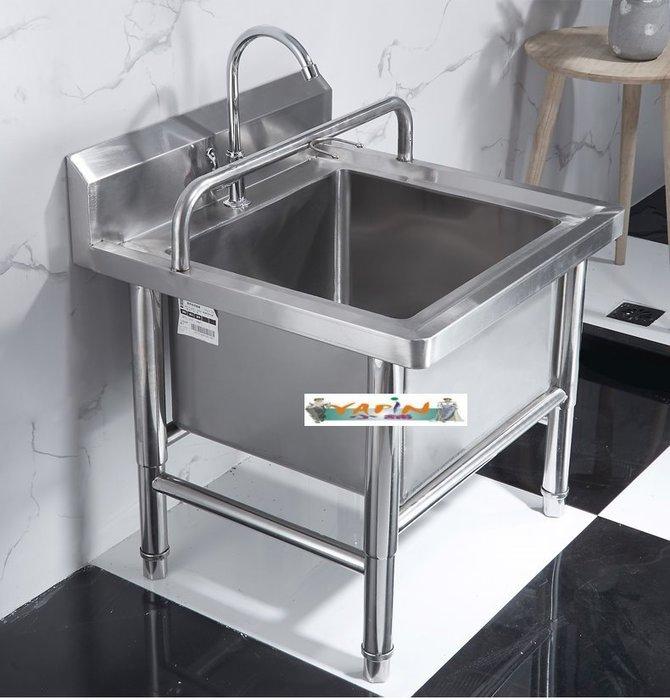 【yapin小舖】不鏽鋼拖把槽.洗拖把.洗雜物槽.拖把洗槽.深度夠.方便清洗.洗物槽