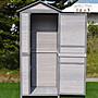『北美小鎮 』林肯畫廊  儲藏屋 園藝 農舍 休閒屋 小木屋  組合屋 貨櫃屋 鋼構屋 掃具櫃 收藏櫃 戶外收納家具