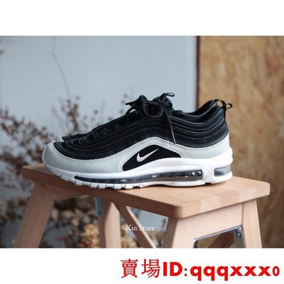 Nike W Air Max 97 PRM Spruce Aura 黑白 殺人鯨配色
