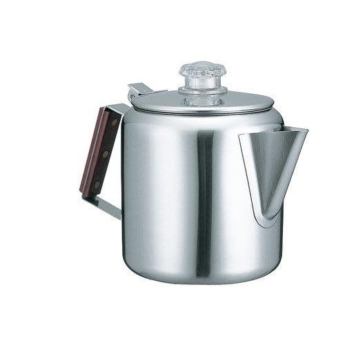 【大山野營】Coleman CM-8028J 不鏽鋼濾壺 咖啡壺 燒水壺 茶壺