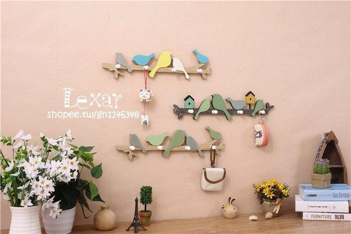 美式創意門口玄關兒童房試衣間掛鉤牆上壁掛裝飾衣帽鉤門後鑰匙架