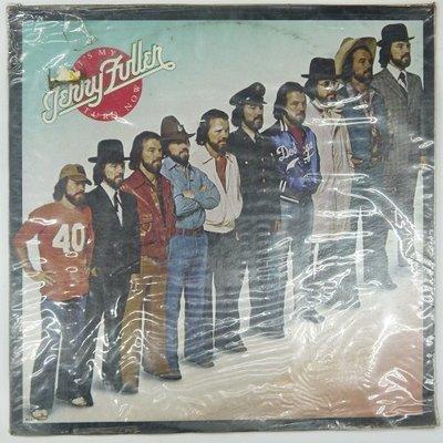 合友唱片 Jerry Fuller - It's My Turn Now (1979) 黑膠唱片 LP 面交 自取