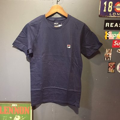FILA box tee NAVY 現貨+預購