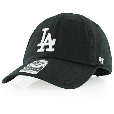 【免運】《現貨》47 BRAND LA DODGERS MLB LOGO 洛杉磯道奇 老帽 經典 黑