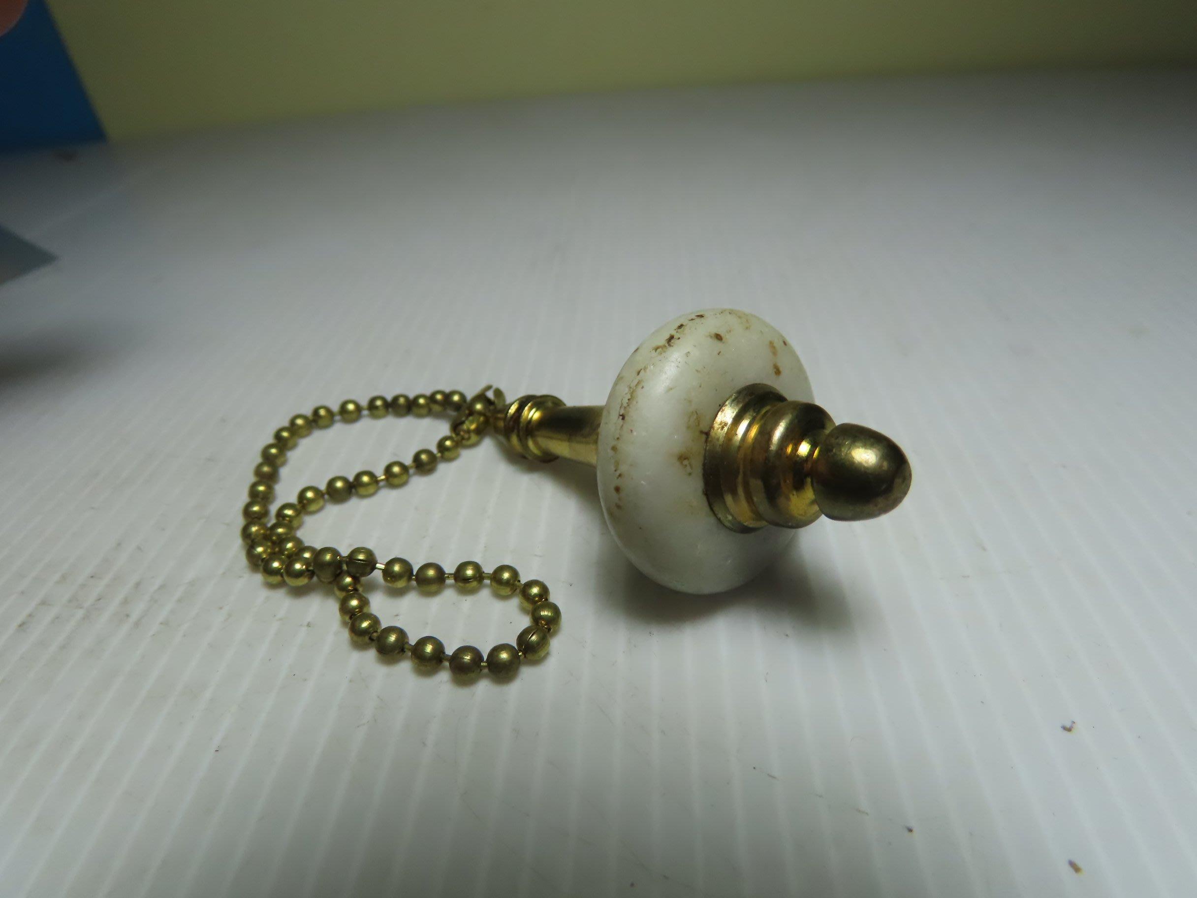 【競標網】天然漂亮白玉石大圓環靈擺吊掛27mm(D06)(天天超低價起標、價高得標、限量一件、標到賺到)