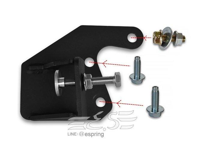 阿宏改裝部品 TOYOTA C-HR CHR CH-R 煞車助力頂 煞車固定器 總泵固定器 煞車助頂器 煞車總泵頂