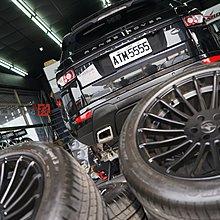 RANGE ROVER EVOQUE 專用 brembo ZL1 對應前380mm全浮動盤 煞車全面升級 / 制動改