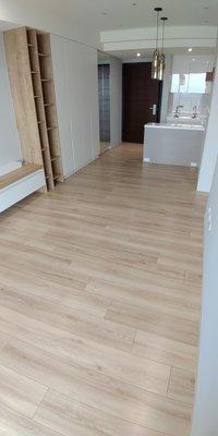 Egger knoro 超耐磨木地板 木質地板 德國工藝 PVC塑膠地磚