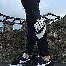 WMNS NIKE TANJUN 慢跑鞋 休閒鞋 黑白 黑底 白勾 812655-011 女 請先詢問庫存