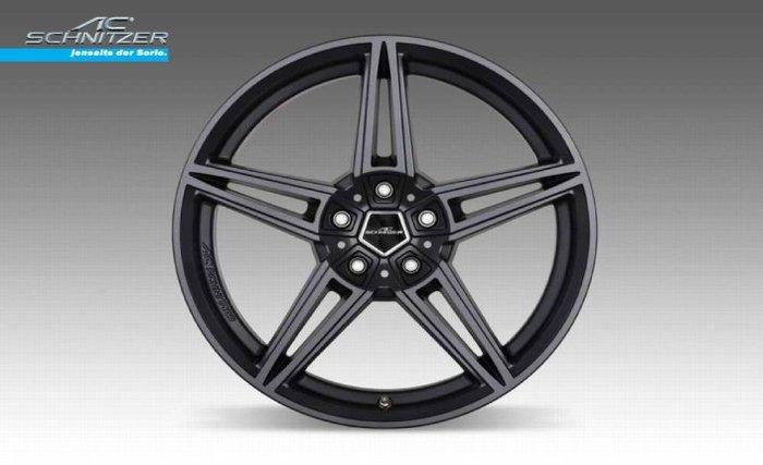 【樂駒】AC Schnitzer BMW F90 M5 AC1 Anthrazite 輪框 10J 20吋 ET50