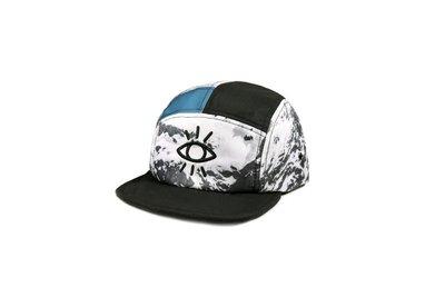 [ RENEXO ] .67ARROW .67ARW SEENER'S_CAMP CAP_ 冰山印花五分割翻簷帽