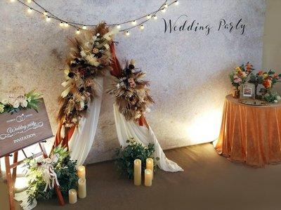 1+1 happiness store婚禮佈置【主題拍照區 想見你】 高雄婚佈 台南婚佈 屏東婚佈