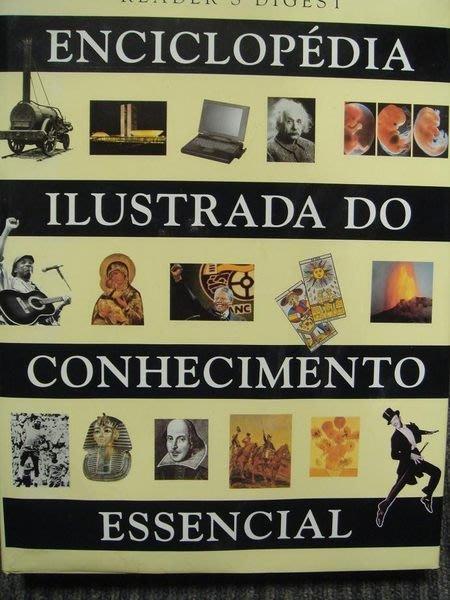 全新精裝書外文百科全書(非英文)Enciclopedia Ilustrada Do Conhecimento Essencial,低價起標無底價!