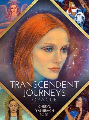 【牌的世界】原版現貨 超脫旅程神諭卡Transcendent Journeys Oracle (TJO45)