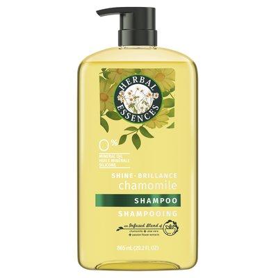 Herbal Essences | 草本精華Shine Collection 無矽靈洗髮精 洋甘菊 865ml