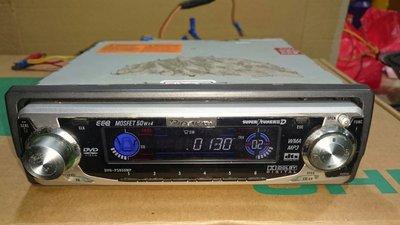 PIONEER先鋒車用影音DVD非SONY、Panasonic有搖控器