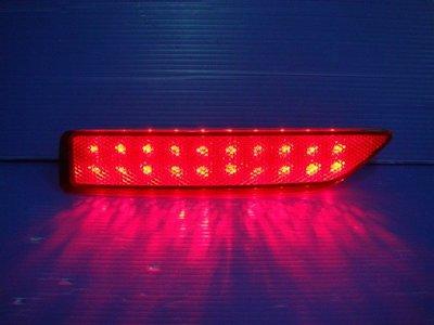 小亞車燈╠ 特價最新版CRV 07 CRV 2007年 雙功能 LED 後保桿 側燈