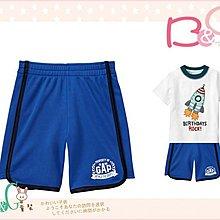 【B& G童裝】正品美國進口GAP Mesh sport shorts 藍色運動短褲18-24mos,2,3,4yrs