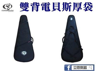 『立恩樂器』電貝斯袋 BASS袋 / Protection Racket TW5278-23 / 雙背 厚袋