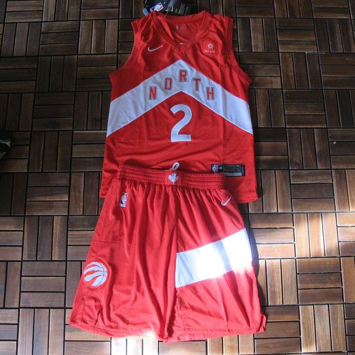 NBA 網眼電繡Toronto Raptors暴龍隊#1號15號 Vince Carter 城市版籃球褲 紅色賣場