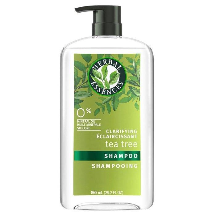 Herbal Essences | 草本精華Clarifying Collection無矽靈洗髮精 茶樹 865ml
