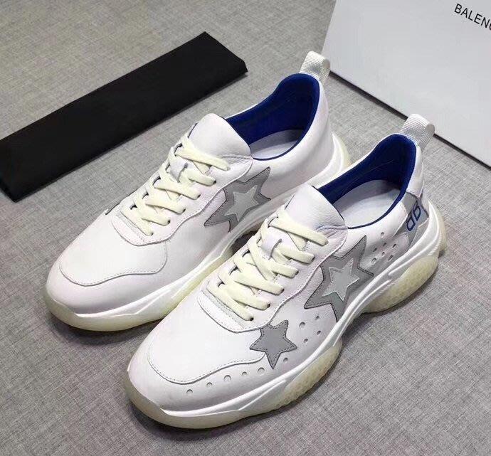 GoodStyle 歐美新款 Balenciaga男款 舒適休閒運動鞋 優質選擇~特