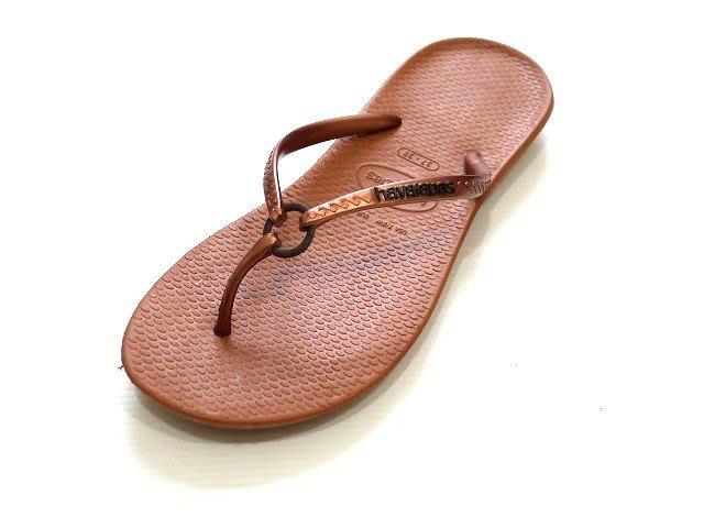 [Ralvi]全新超值Havaianas(哈瓦仕) RING 系列 巴西夾腳拖/人字拖/拖鞋(女款)