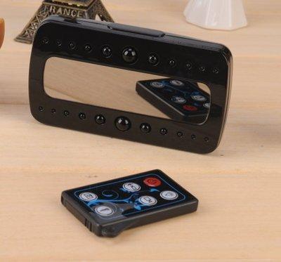 【八塊厝】送32G 鬧鐘造型針孔攝影機CLK-05 1080P 紅外線夜視移動偵測邊充邊錄循環錄影