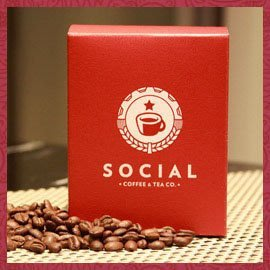 索求精品特調掛耳咖啡 Social House Blend Drip Coffee