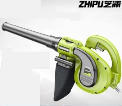 芝浦鼓風機大功率小型工業級家用220v強力戶外電動吹吸兩用除塵器--哈尼