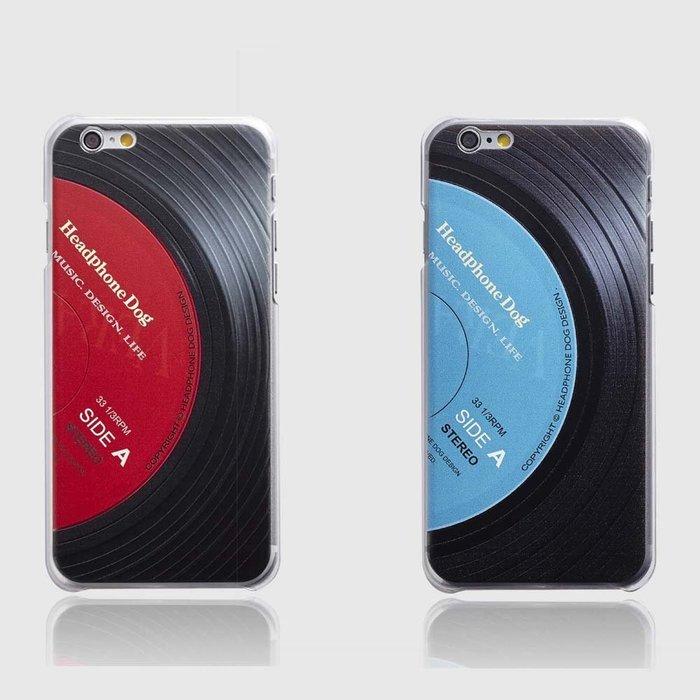 清倉2折 第一代立體唱片紋路 手機殼/保護殼 (硬殼) 售完為止