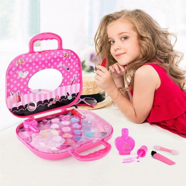 兒童DIY化妝組 親子互動玩具 卡通公主化妝箱 安全無毒【Miss.Sugar】【D900078】