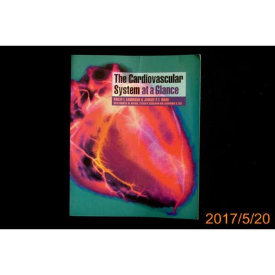 【9九 書坊】The Cardiovascular System at a Glance
