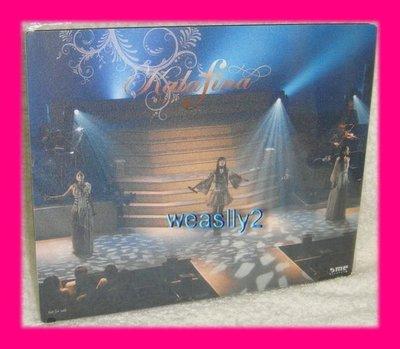 華麗菲娜Kalafina 一夜限定演唱會 After Eden Special LIVE 2011 at TOKYO DOME CITY HALL 日版滑鼠墊