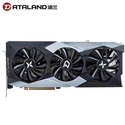 迪蘭(Dataland) AMD RADEON RX 6800 XT 16G X 戰神顯卡16GB GDDR~MEID1